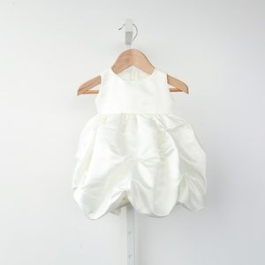 Other - Pearl White Formal Baby Dress